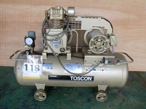 コンプレッサー 東芝 SP10D-7T1 0.75Kw B