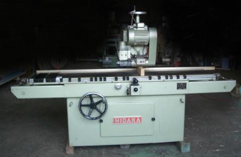 ラジアルソー (溝加工機) 日高機械 HCM-450 A
