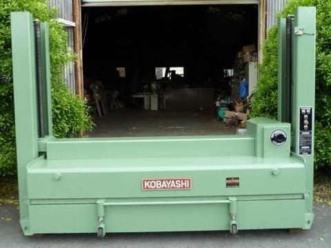 木工プレス 小林機械工業 KF-PS 48型 A