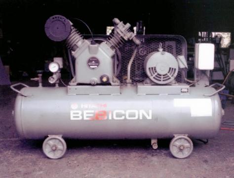 コンプレッサー 日立工機 ベビコン B