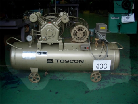 コンプレッサー 東芝 GP6-15T4 1.5Kw A