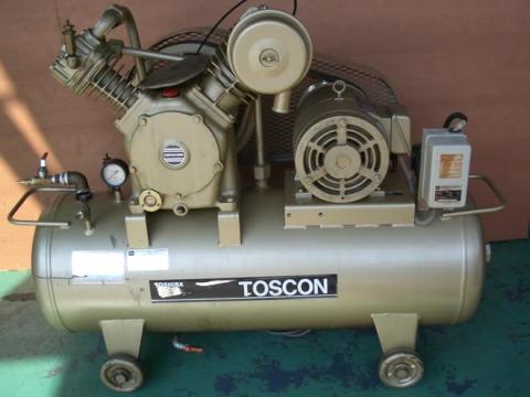 コンプレッサー 東芝 SP10 37T4 B
