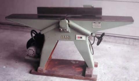 手押かんな盤 伴鉄工 H-8 B