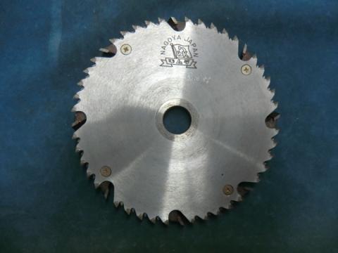 調整式チップカッター 木村刃物 12mm-21mm(溝幅調整式) 現状渡し