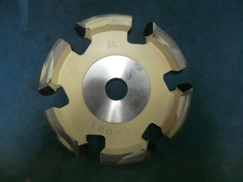 ヒョウタン面カッター 木村刃物製造 ヒョウタン面3分(9mm) 現状渡し