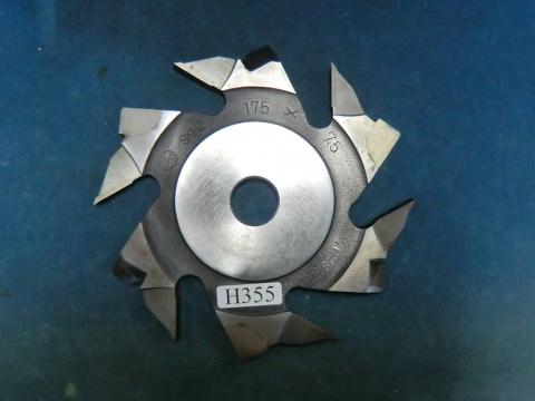 ラジアルカッター 兼房 7.5mm(2分5厘) 現状渡し