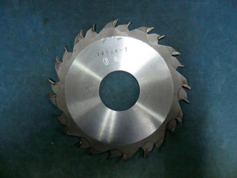 モルダー用調整式チップカッター 兼房 4mm-7mm(調整式) 研磨済み
