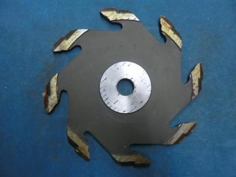 ホゾ取りカッター 兼房 エテ面 右45° 3mm付き 未使用品