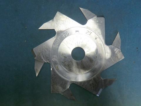 ラジアルカッター 兼房 2.7mm(9厘) 未使用品