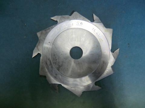 ラジアルカッター 兼房 3.9mm(1分3厘) 未使用品