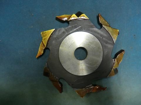 ラジアルカッター 兼房 11mm 未使用品