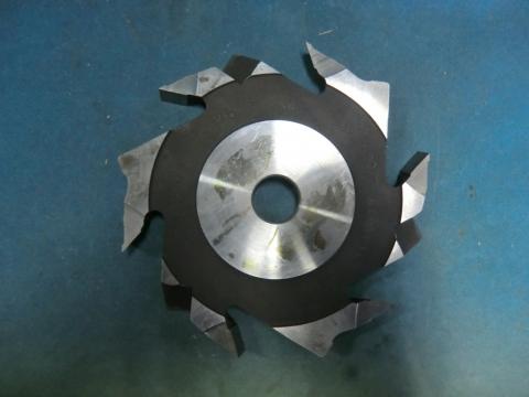 ラジアルカッター 兼房 15mm(5分) 未使用品