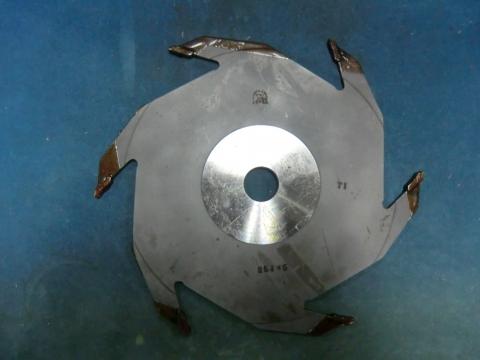 ホゾ取り平カッター 木村刃物 平カッター 5mm  超硬 未使用品
