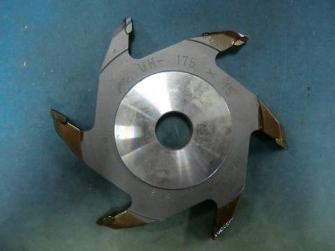ヒョウタン面カッター 兼房 ひょうたん面15mm 未使用品