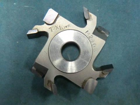 愛知電機 建具専用機カッター 兼房 10.5mm(3分5厘) 未使用品