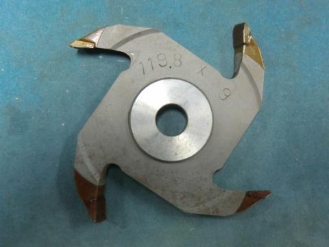 愛知電機 ホゾ取機カッター  T7用 未使用品