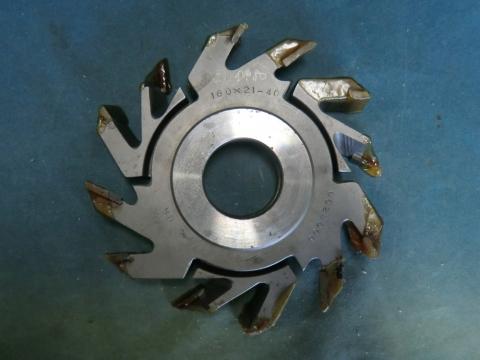 モルダー用調整式チップカッター 兼房 21mm-40mm(調整式) 研磨済み