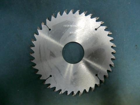 モルダー用溝突きカッター  6mm 未使用品