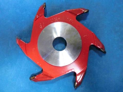 ヒョウタン面カッター 兼房 ひょうたん面12mm 未使用品