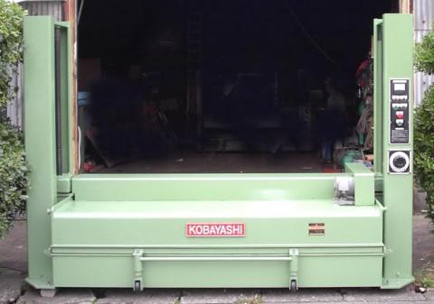 木工プレス 小林機械工業 KF-PS3 48型 A