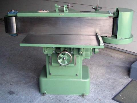 横型サンダー 長谷川鉄工 HYS-900 旧型タイプ A