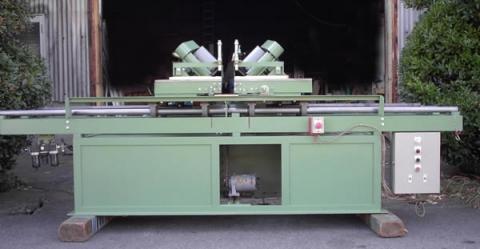 自動ダブル留切機 玉置機械 TW-2100 A