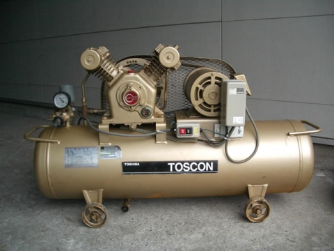 コンプレッサー 東芝 GP6-15T9 B