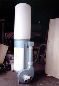 移動式木工用集塵機 ムラコシ MY-150X B