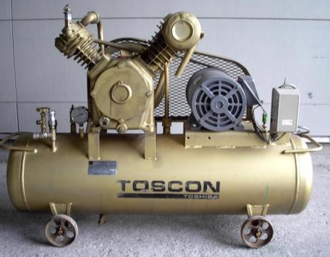 コンプレッサー 東芝 SP106-22T B
