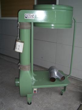 木工用集塵機 ムラコシ工業 MY−150X(ワンタッチ式) B