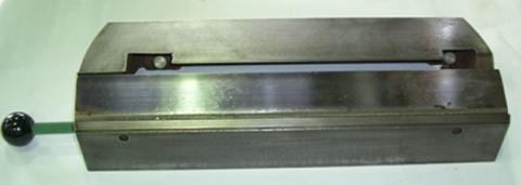 超仕上鉋盤ナイフストック 丸仲 ロイヤルFX用 整備品