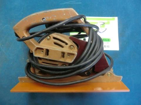 目地払機(刃物付き) 愛知電機 V2-2形 オーバーホール済