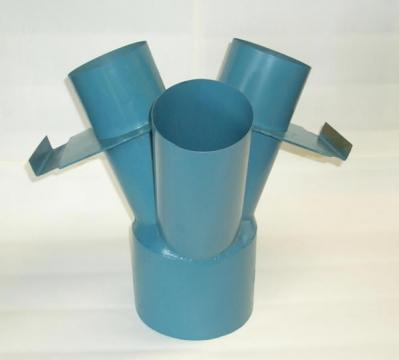 三叉分岐管 協和機工 KAZ3C用 整備品