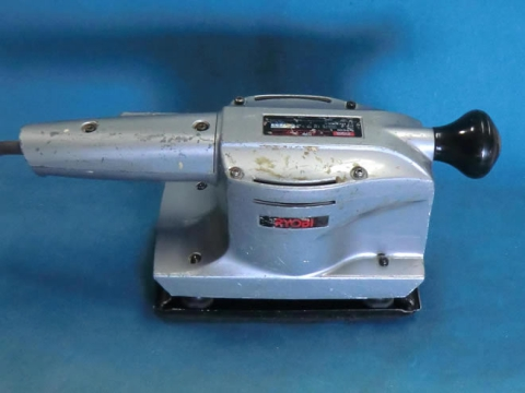 オビタルサンダー リョービ S-3600 オーバーホール済