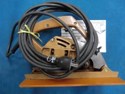 目地払機 愛知電機 V2-2形 オーバーホール済