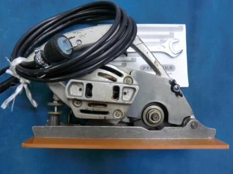 目地払機 愛知電機 V2-3形 12mm刃物付き オーバーホール済