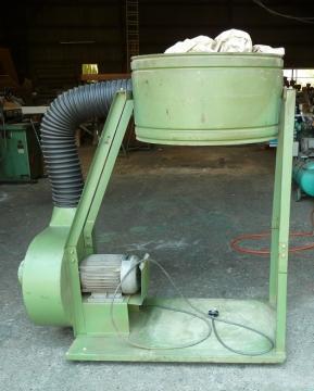 木工用集塵機 協和機工 KAZ-3B B