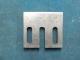 ミナミ(三浪工業) 仕上面取り盤用カンナ刃 1