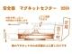 西野木工機 マグネットセフター 6